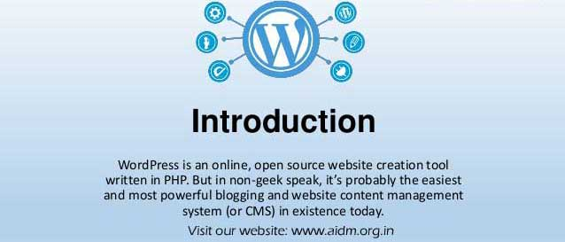 introduction-for-wordpress