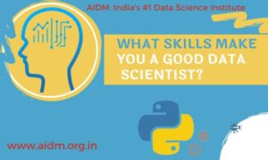 Whats skills make you a Good Data Scientist?