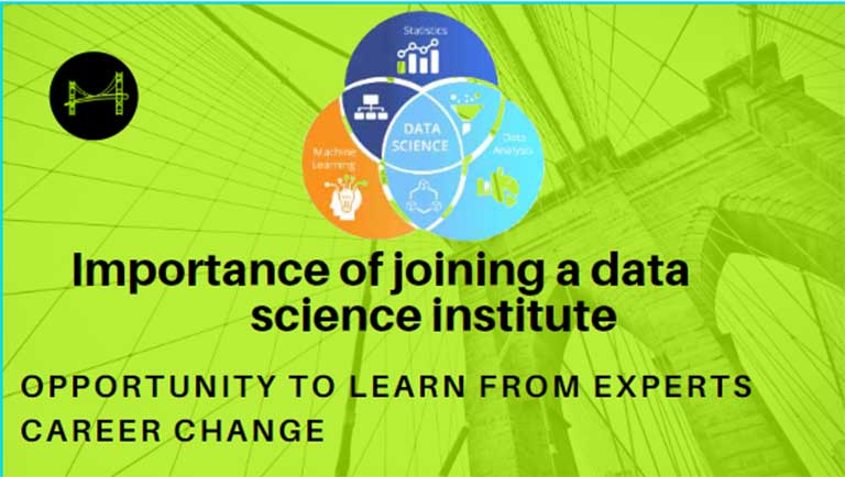 learn data science career institute