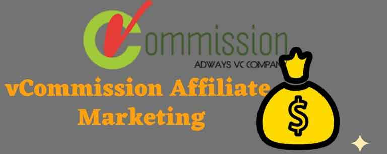 vCommission Affiliate Marketing