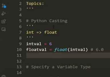 float covert to integer