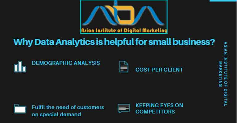 Why Data Analytics is helpful for small business?