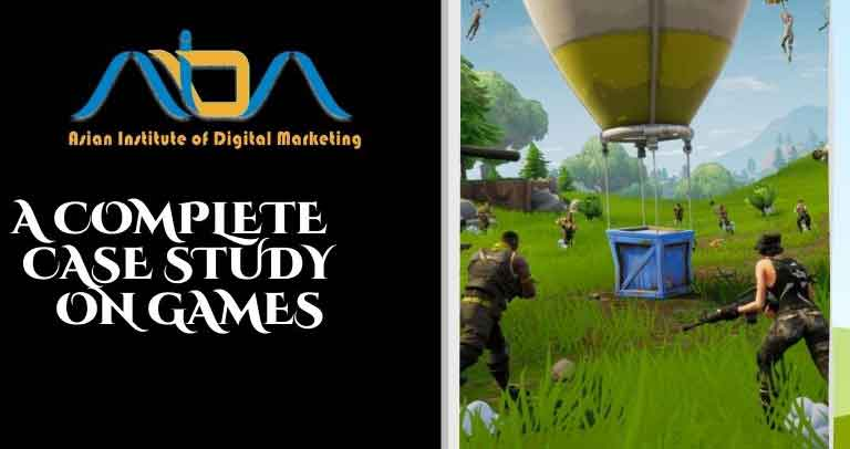 How do popular games earn? A complete case study on games?