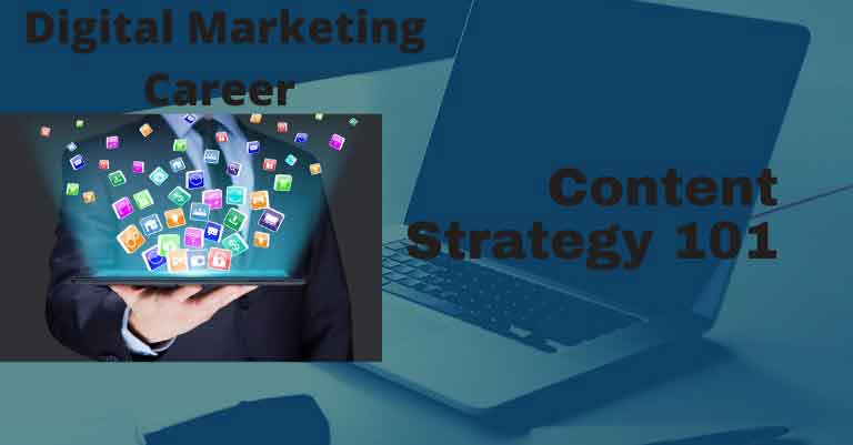 Digital Marketing Career Options