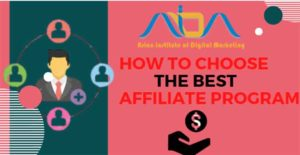 How to choose the best affiliate program?