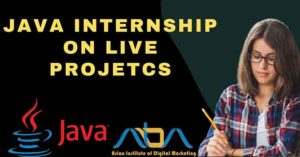 JAVA Internship In Delhi With Live Projects