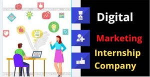 Top Digital Marketing Internship Company In Delhi