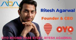Oyo Rooms Case Study-Ritesh Agarwal