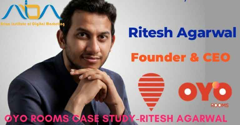 Oyo Rooms Case Study-Ritesh Agarwal
