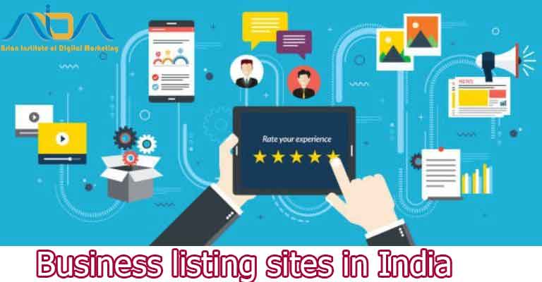 Free Business listing sites in India 2021
