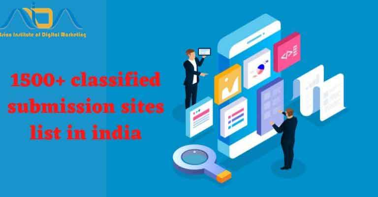 free classified submission sites list in India 2021