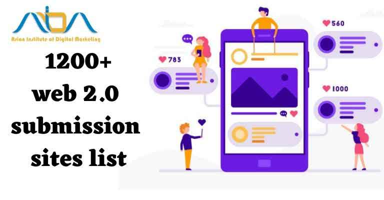 web 2.0 submission sites list 2021