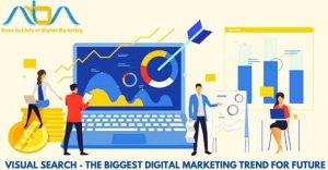 Visual Search – The biggest digital marketing trend for future