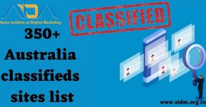 350+ Australia Classifieds Sites list 2021