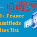 200+ France Classified sites List 2021