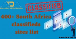 400+ South Africa classified Sites list 2021