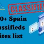 Post Free classified ads submission sites list in Spain 2021.