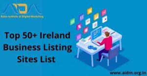 Ireland business listing sites 2021