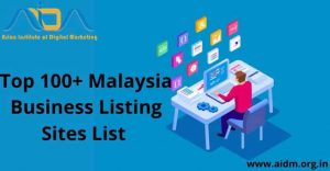 Malaysian Business Listings Sites List 2021