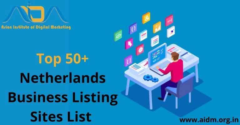 Netherlands Business Listing Sites List 2021