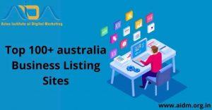 Australia business listing sites List 2021