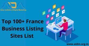 France business listing sites list 2021