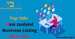 New Zealand business listing sites 2021