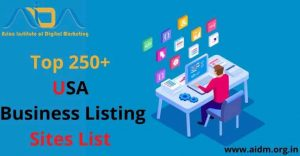 Business listing site list in US 2021