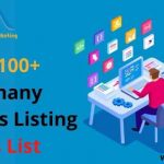 Germany Business Listing Sites List 2021
