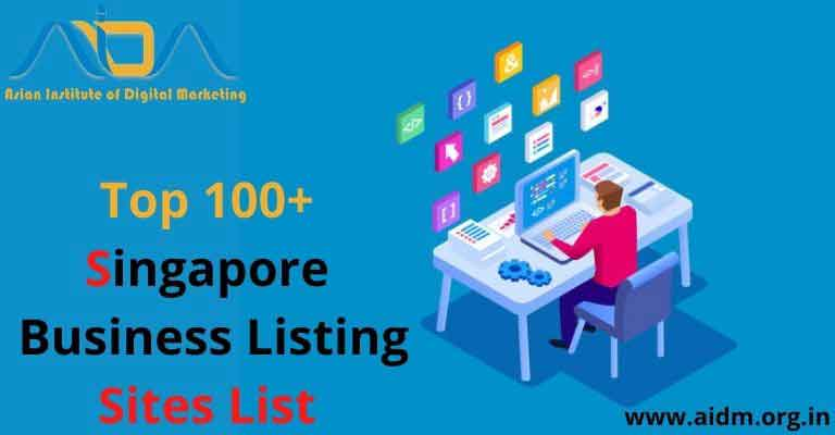 Singapore Business Listing Sites 2021