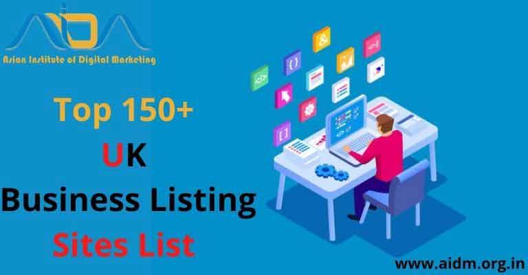 UK business listing sites 2021