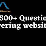 High PR Question Answer Sites List 2022