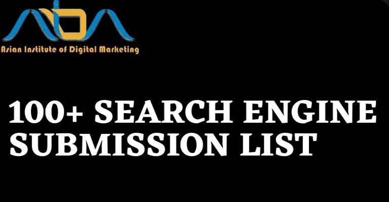Free Search Engine Submission Site List 2022